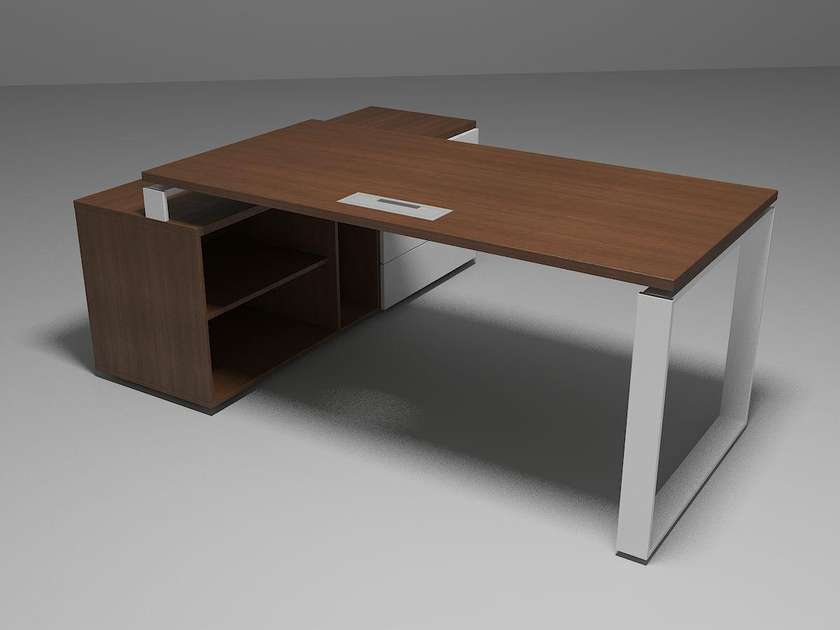 Escritorio gerencial arquetipo muebleria y dise o de - Mueble escritorio ...